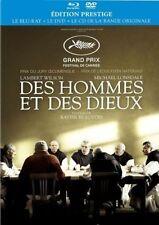 10197 .. DES HOMMES ET DES DIEUX EDITION PRESTIGE BLU RAY +DVD+CD BANDE O. NEUF