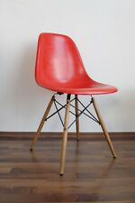 EAMES Side Shell DSW Chair FIBERGLASS Vitra New Generation aus 2019