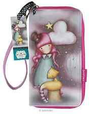 Santoro London Gorjuss The Dreamer Little Girl Large Zip Wallet