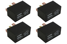 4x TEMCo 100 80 Amps DC Winch Motor Reversing Solenoid Relay 12 Volt Contactor