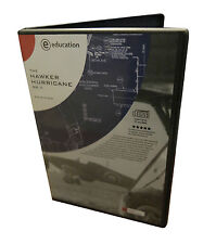 Hurricane Mk II Scale plans Aircraft RAF WW2 Plan Hawker Hurricane