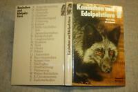 Fachbuch Pelztiere, Kaninchen, Nerze, Iltis, Zucht, Haltung, Nutzung, DDR 1985