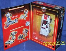 Transformers Commemorative Reissue IV RED ALERT New Factory Sealed GENERATION 1