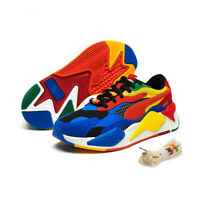 PUMA RS X3 RUBIKS 37342801 Shoes Sneakers Palace Blue High Risk Red RSX3