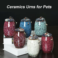 Funeral Urn Cremation Urns for Pet Cat Dog Human Ashes Adult Storage Holde