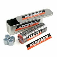 Bronson Speed Co G3 Next Generation Skateboard Bearings + Spacers & Washers