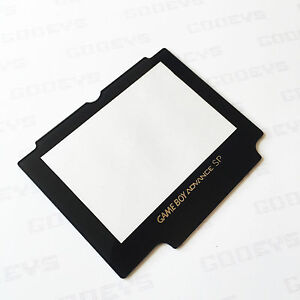 Nintendo Game Boy Advance GBA SP System Glass Screen Lens Self Stick MINT NEW