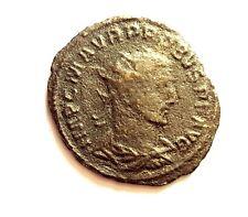 ANCIENT ROMAN COIN OF PROBUS 232-282AD - RESTITUT ORBIS  #PZS34