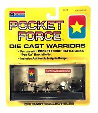 1:72 Monogram Pocket Force Diecast Metal Vietnam War Vietcong Guerillas Figures