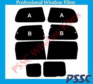 PSSC Pre Cut Rear Car Window Tint Films for RENAULT Dacia Logan Estate2007-2012