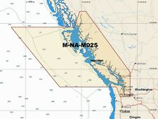 C-Map W48 MAX M-NA-M025 WIDE AREA CHART CANADA WEST C-CARD