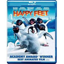 Happy Feet (Blu-ray Disc, 2007)