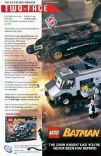 Lego Batman: The Dark Knight Batmobile & Two-Face's Escape #7781: Great Print Ad