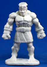 1 x GOLEM PIERRE - BONES REAPER figurine miniature d&d stone elemental 77171