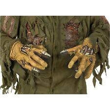 Deluxe Jason Latex Hands Friday the 13th Adult Mens Halloween Costume Accessory
