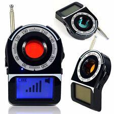 Anti-Spy Laser camera GPS GSM WIFI SMS DV RF Signal FBI Detector Finder spy bug