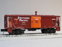MTH RAIL KING SOUTHERN PACIFIC CABOOSE 1269 O GAUGE train 30-4245-1 C NEW