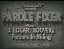 PAROLE FIXER 1940 (DVD)  WILLIAM HENRY, VIRGINIA DALE