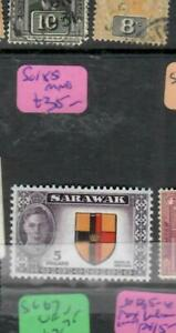 SARAWAK (PP1108B) KGVI  $5.00    SG 185   MNH