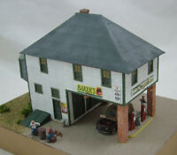 """RAILROAD KITS HO SCALE """"BABY"""" or LITTLE BAKERS COUNTRY STORE KIT"""
