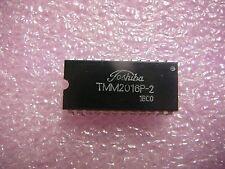 SRAM 2Kx8 TMM2016P-2 Toshiba Vintage 2016P TMM2016P LAST ONES  NEW