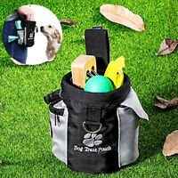 Contemporary Pet Training Treat Pouch Dog Cat Puppy Obedience Agility Bait Bag