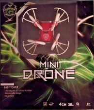 Gladiator Helicopters 2.4Ghz 4CH 6-Axis RC Mini Drone w/ 3D rollover function