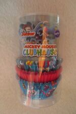 Wilton Mickey Mouse Cupcake Liner /Topper Combo Pack New