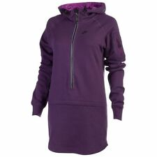 Nike Cotton Hooded Plain Hoodies & Sweats for Women