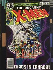 UNCANNY X-MEN #120 VG/FN 5.0 1st Alpha Flight (cameo) John Byrne, Marvel 1979
