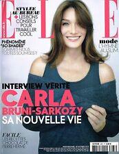 October Elle Magazines for Women