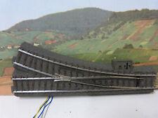 Märklin 24612 Weiche rechts mit elektrischem Weichenantrieb 74491    32/52