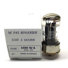 6080  6080WA  NOS Thomson csf France Valve Tubes