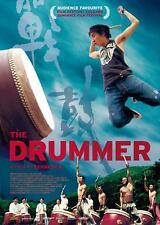 THE DRUMMER Movie POSTER 27x40 Jaycee Chan Tony Leung Ka Fai Angelica Lee Roy