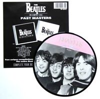 """NEW! Beatles Picture Disc  Lady Madonna 7"""" Vinyl The 20th Anniversary + Insert"""