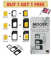 SIM Card Adapter Converter Holder Tray Nano Micro Standard Sim Eject Pin needle