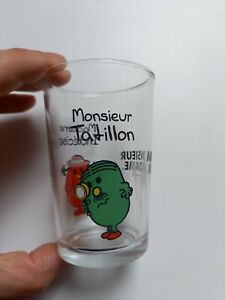 Verre A Moutarde Monsieur Madame