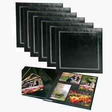 Bulk Pack of 6 x Ur1 Ncl Economy Self-Adhesive Photo Albums 62774
