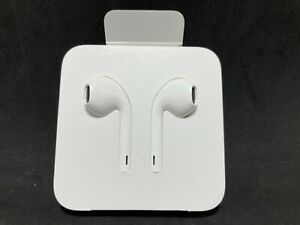Original Apple EarPods White In Ear Canal Headset with 3.5mm Plug