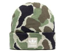 Adidas Originals Camo Adult Beanie Hat One Size