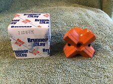 Brunner Amp Lay 2 12 H 4 Pt Rock Bit7957