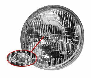 "7"" Round Halogen Sealed Beam With FOMOCO Logo"