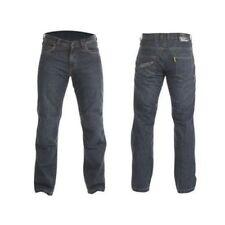 Pantalon bleu denim pour motocyclette