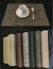 Table Place mats many colors and designs dining Fast Shipping!!!