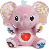 Little Tikes Mi Amigo Elefante Descubre Aprender Y Jugar Enseñanza Lalaphant Toy