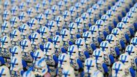 Star Wars Stormtrooper Legions Minifigure Lots Building Blocks Toys For Lego