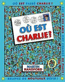 Où est Charlie? de Handford, Martin   Livre   état bon