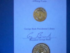 George Herbert Walker Bush : A Photographic Profile (signed)