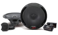 New listing Alpine R-S65C.2 300W Watt 6.5 inch R-Series Component 2-Way Car Stereo Speakers