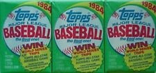 1984 TOPPS UNOPENED WAX PACKS (3) POSSIBLE MATTINGLY ROOKIE